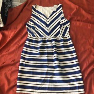 NWT! Loft Petite Dress with Lining & Pockets!